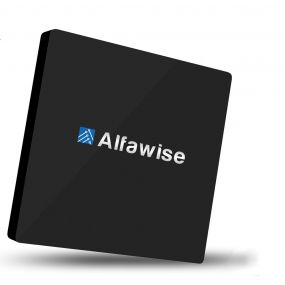 Alfawise S92 TV Box Android 6.0 OS Amlogic S912 Octa-core VP9-10 H.265 Decoder მხარდაჭერა 2.4G + 5.8G Dual Band WiFi Bluetooth 4.0 Multi-Media Player