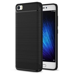 Luanke Brushed Finish Back Case Protector for Xiaomi Mi 5