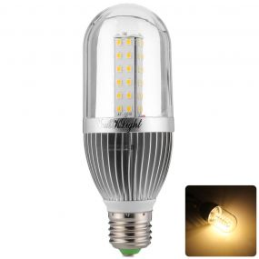 YouOKLight E27 10W 54 SMD 2835 3500K 840Lm 8 - 16V Translucent LED სიმინდის Lamp